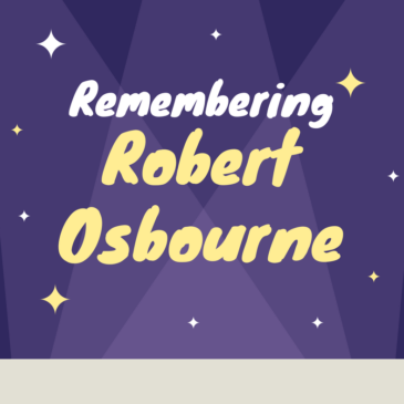 Twitter Tributes to Robert Osbourne