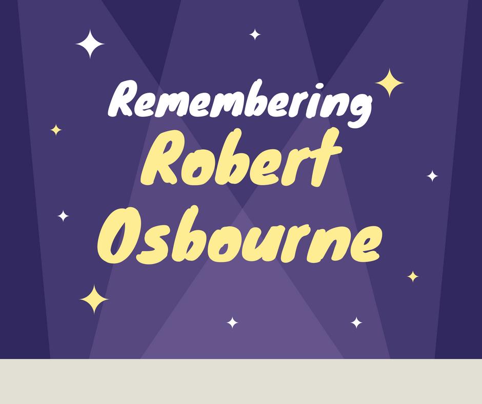 Robert Osbourne